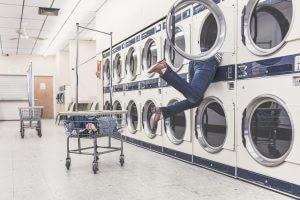 מכונת כביסה צילום: pixabay