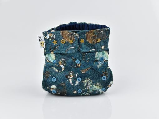 Pirates cloth diapers