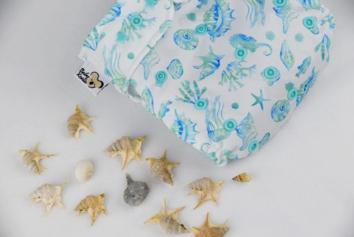 One Size Pocket Diaper - Shells