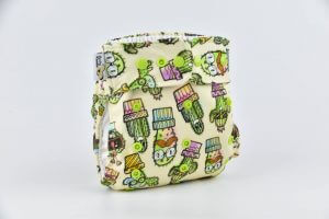 ONE SIZE POCKET DIAPER - Cacti