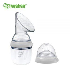 כוס טפטופים Haakaa דור 3 ערכת מתחילה