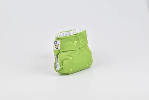חיתול ניו בורן ירוק תפוח